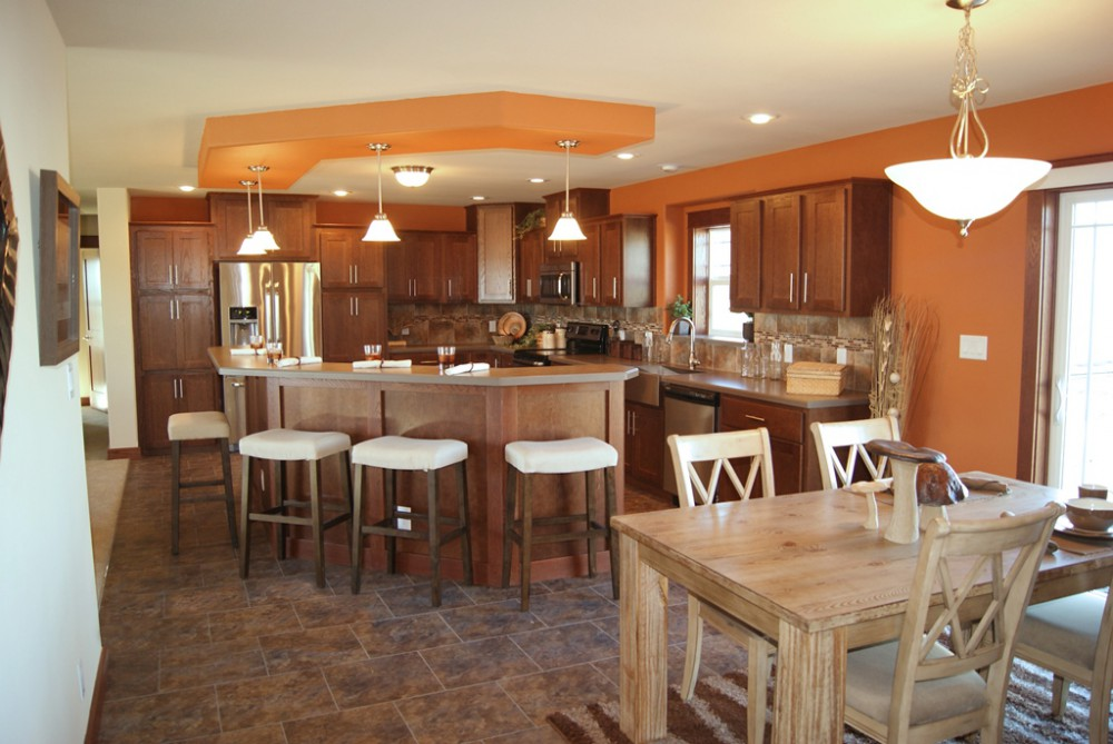 Interior of modular homes custom modular homes modular for Creative home designs llc
