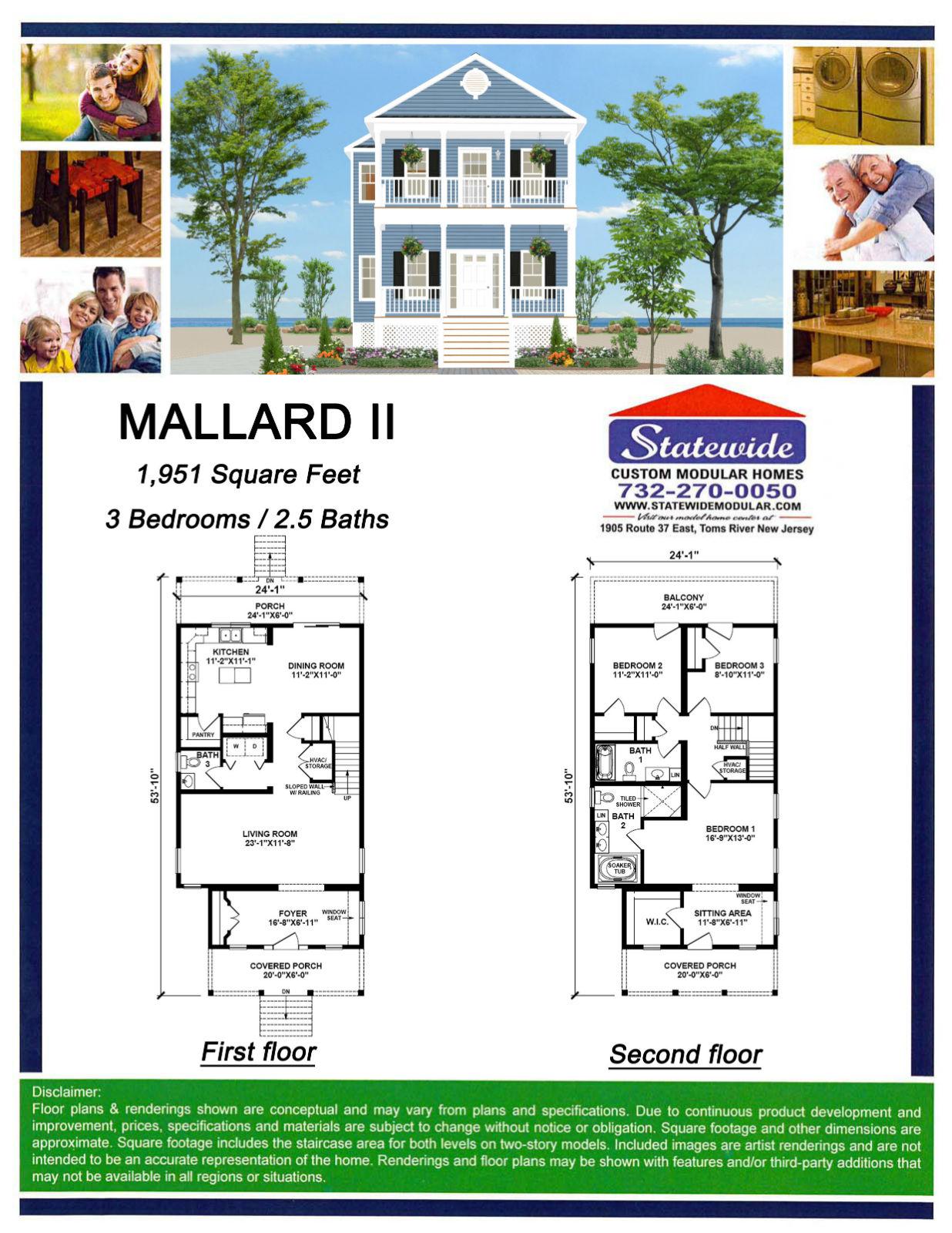 mallard-ii