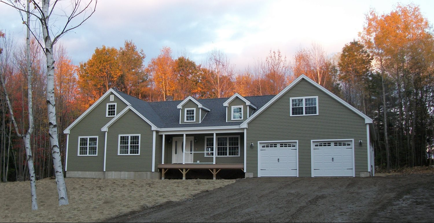 Green living with modular homes in nj statewide custom for Nj house builders